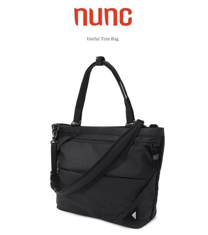 nuncのトートバッグ