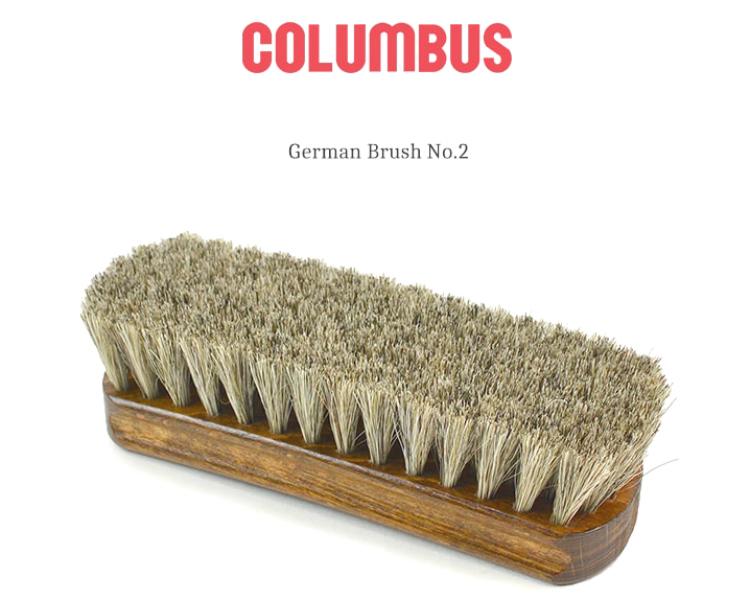 コロンブスのホコリ取りブラシ