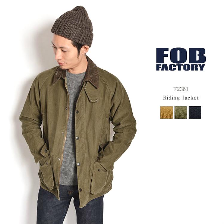 FOBF2361RIDING_JACKETライディングジャケット