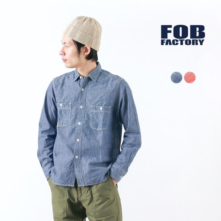 FOBF3378ワークシャツ