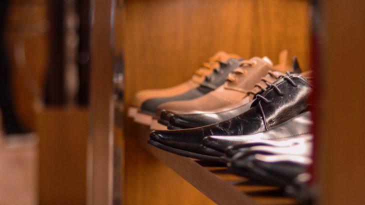 革靴の収納&保管の7か条