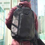 スポーツも仕事もスタイリッシュにキマる「AER(エアー)」のバッグ