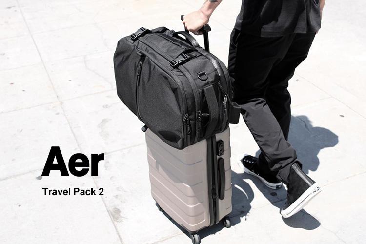 AER(エアー) トラベルパック 2 / バックパック