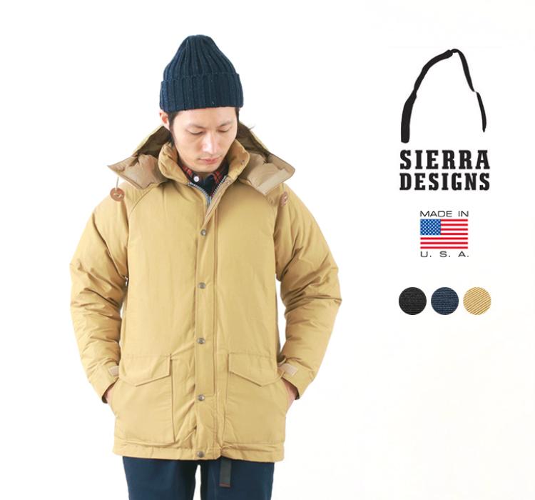 シェラデザインのインヨー ジャケット