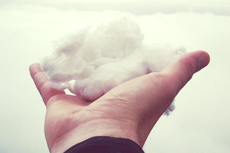 綿の手触り
