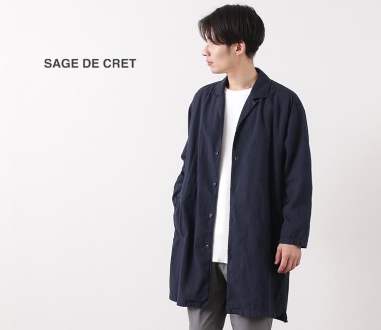 SAGE DE CRETの和紙コート