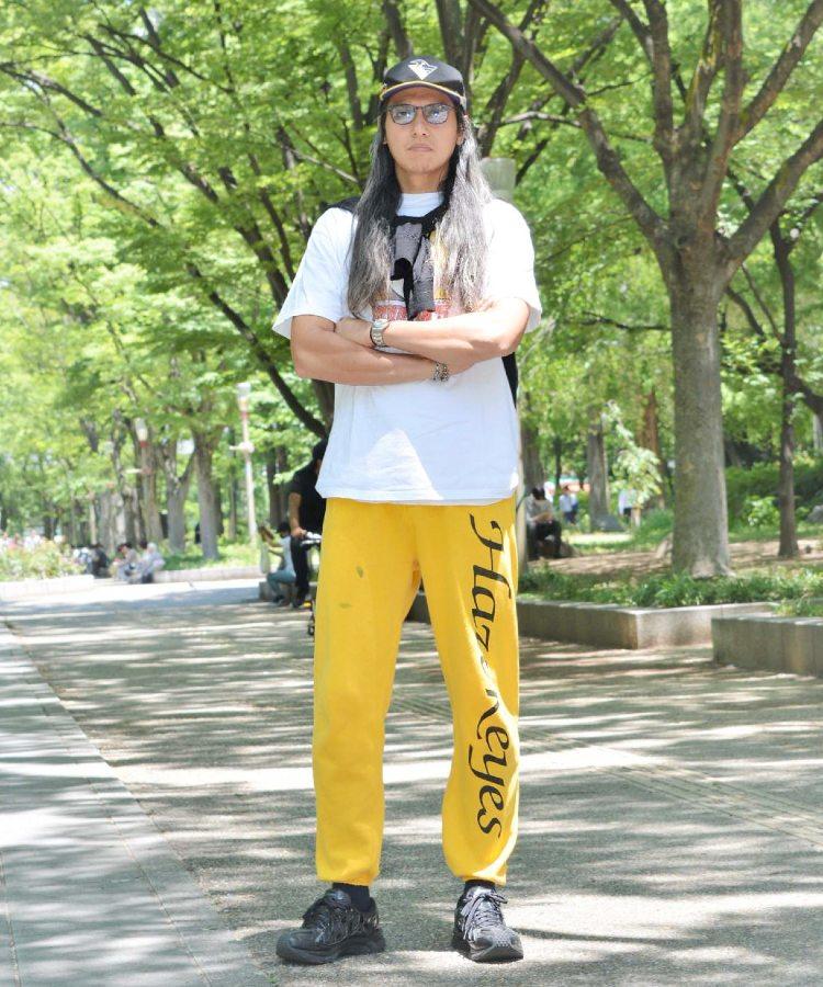 エースナイン佐井氏のスナップ