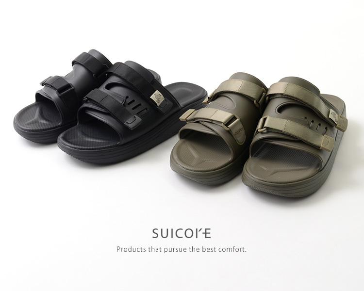 SUICOKE(スイコック) ウーリッヒ URICH / コンフォートサンダル