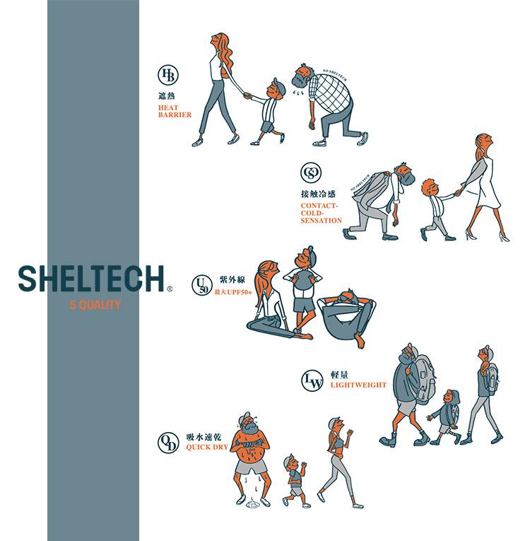SHELTECH(シェルテック)
