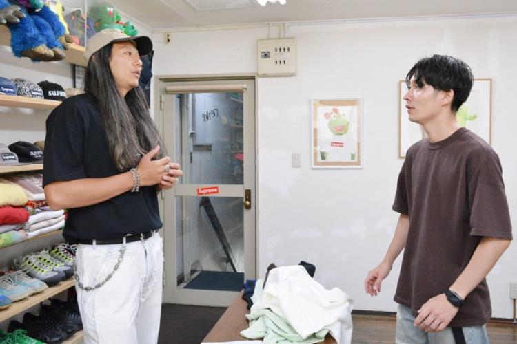 エースナイン佐井氏と足立