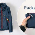 気温の変化に柔軟に対応するパッカブルアウター3選!