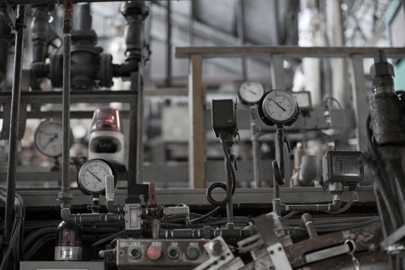 バルカナイズド製法の計器
