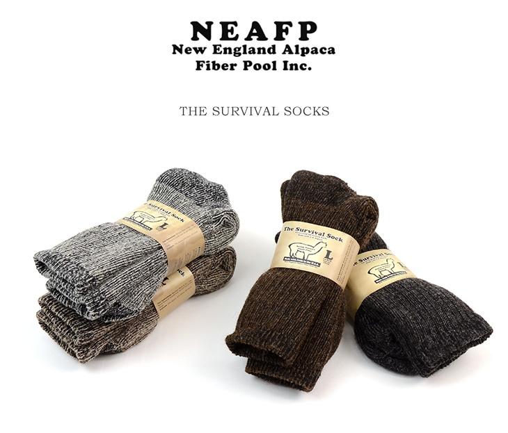 NEAFP アルパカソックス