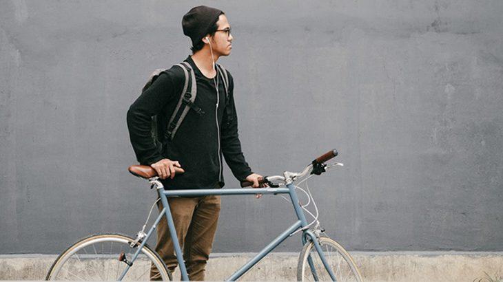 自転車にぴったりなバッグの選び方について