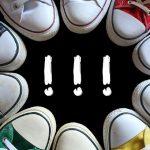 盲点でした!!面倒くさがりなあなたにゴム製の伸びる靴紐はいかが??