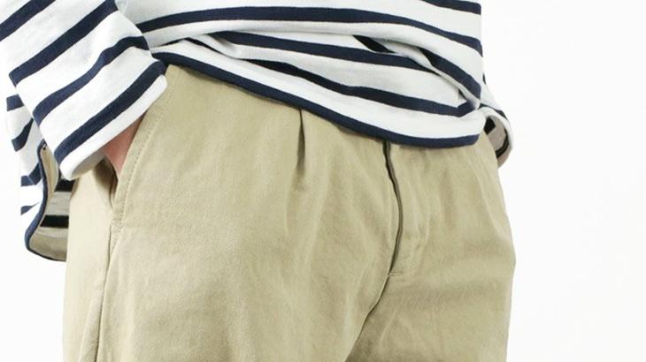 トレンドをプラスした大人スタイルに最適。「タックパンツ」の魅力に迫る